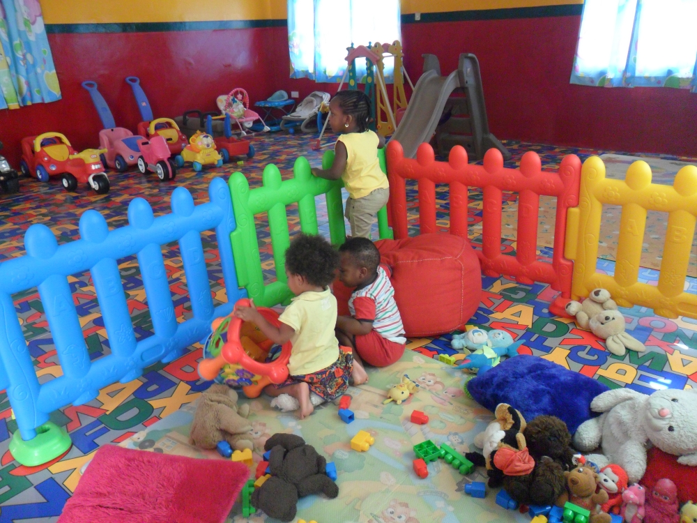 Creche and playgroup